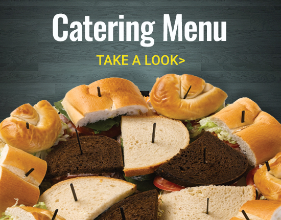 photo about Panera Printable Catering Menu called Isaacs Dining places